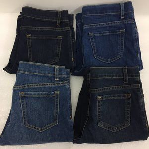 (4) The Children's Place Girls Size 12 Jean Boot